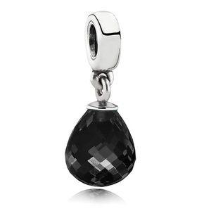 Pandora Black Faceted Beauty 791602CBK